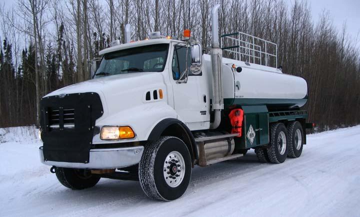 BioDiesel Magazine Tank Truck