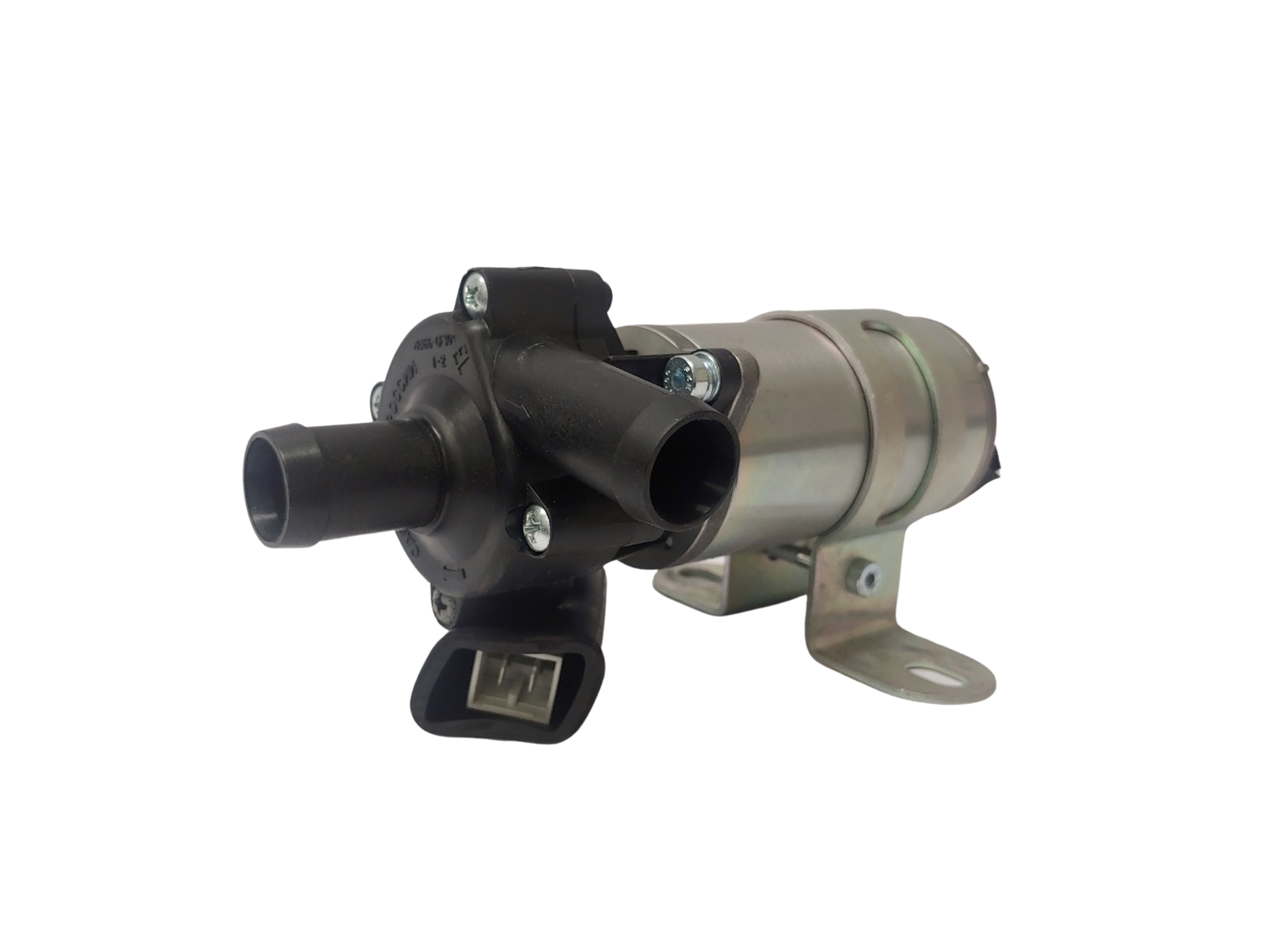 Compact 12volt and 24volt coolant circulation pump