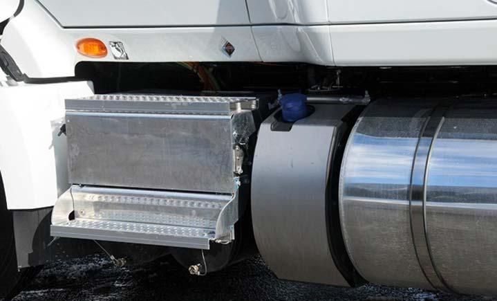 On-Highway Trucking Industry - DEF Fuel Tanks