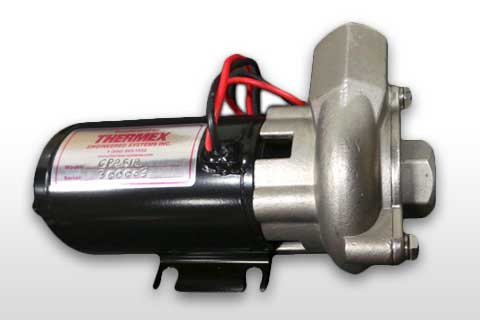 Engine Coolant Heater Booster Pump
