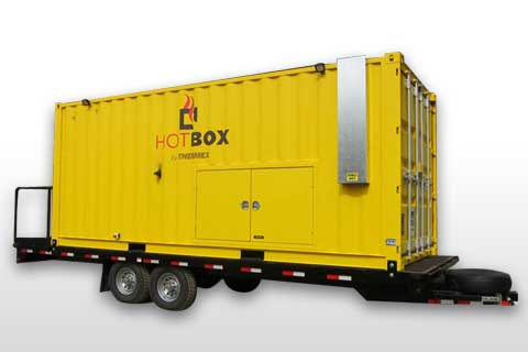 HotBox™ Mobile Hot Air System