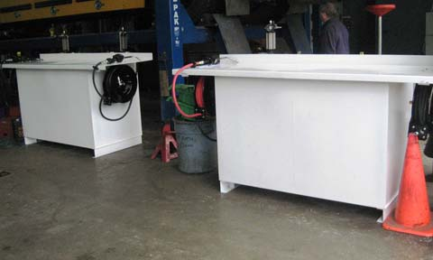 lube-transfer-bench-dispensing-tanks