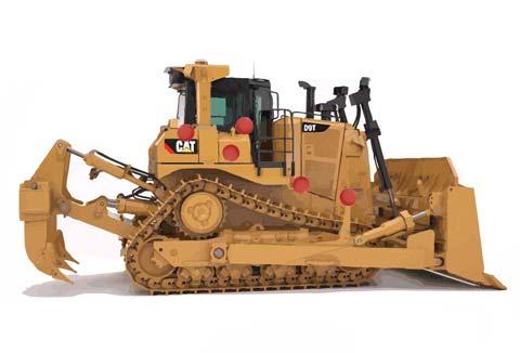 Mining Exploration - Bulldozer Diagram