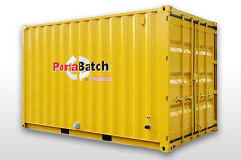 PortaBatch™ Concrete Batch Heating System